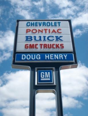 Doug Henry Chevrolet Buick GMC car dealership in Farmville ...