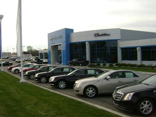 Young Chevrolet Cadillac Buick Gmc Car Dealership In Owosso Mi