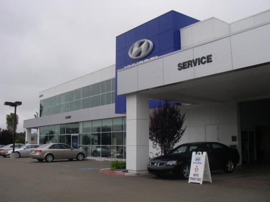 Poway Mitsubishi Hyundai car dealership in POWAY, CA 92064 ...
