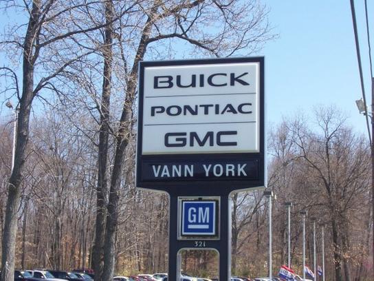 Vann York High Point Nc >> Vann York Chevrolet Buick Gmc Cadillac Car Dealership In