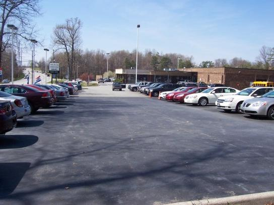 Vann York Chevrolet Buick GMC Cadillac car dealership in High Point