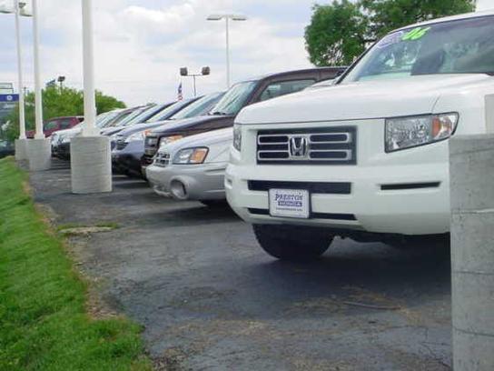 Preston honda car dealership in new castle pa 16105 1158 for Castle honda service