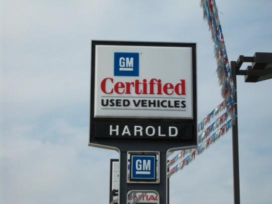 Harold Chevrolet Buick Car Dealership In Angola In 46703 1008 Kelley Blue Book