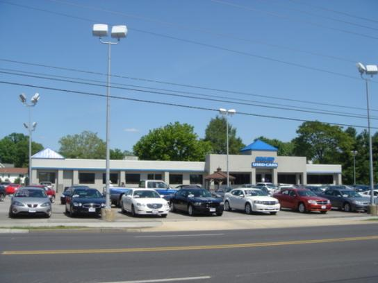 Berglund Chevrolet Buick Car Dealership In Roanoke Va 24012
