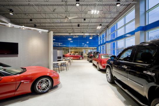 Elco Chevrolet Car Dealership In Ballwin Mo 63011 Kelley