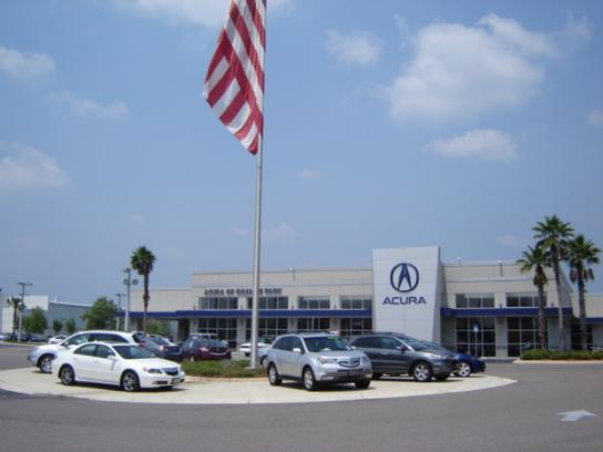 acura of orange park car dealership in jacksonville fl 32244