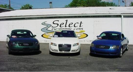 Select Eurocars, Inc. 2