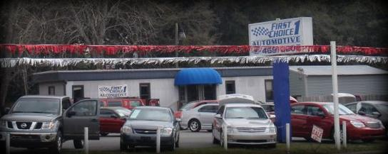First Choice Auto >> First Choice Automotive Car Dealership In Pensacola Fl