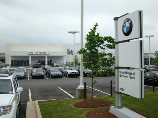 BMW of Gwinnett Place 1