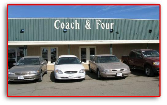 Coach and Four Quality Cars