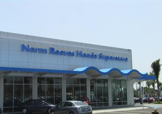 Norm Reeves Honda Superstore West Covina 2