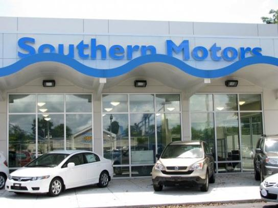 Southern motors honda car dealership in savannah ga 31406 for Southern motors savannah georgia