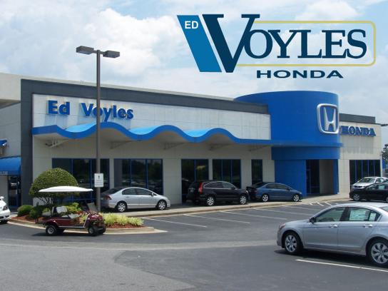 Ed Voyles Honda car dealership in Marietta, GA 30067 | Kelley Blue