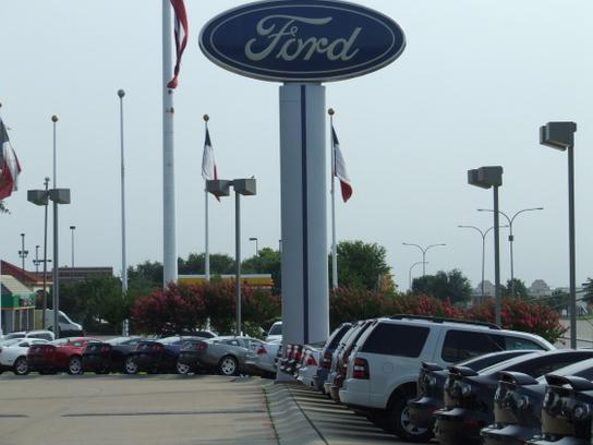 AutoNation Ford Mazda Fort Worth 2