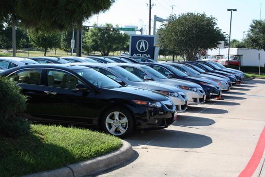 David McDavid Acura In Plano Car Dealership In Plano, TX