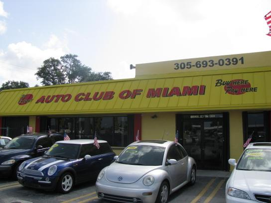 Auto Club of Miami, Inc