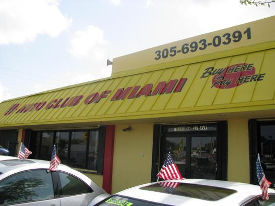 Auto Club of Miami, Inc 1