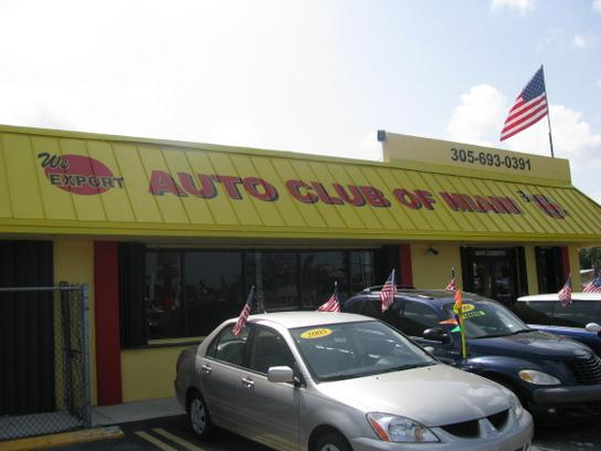 Auto Club of Miami, Inc 2