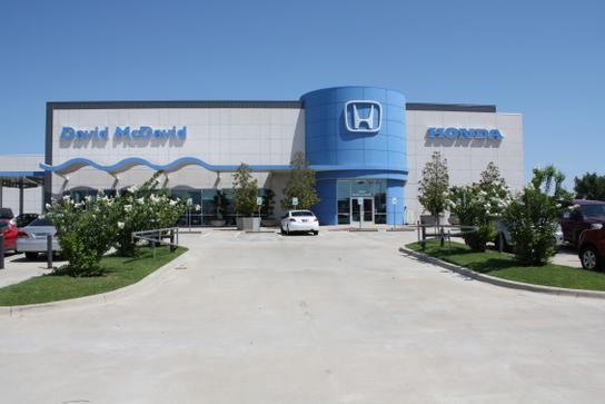 David McDavid Honda Of Frisco Car Dealership In Frisco, TX 75034 | Kelley  Blue Book