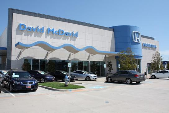 David McDavid Honda of Frisco