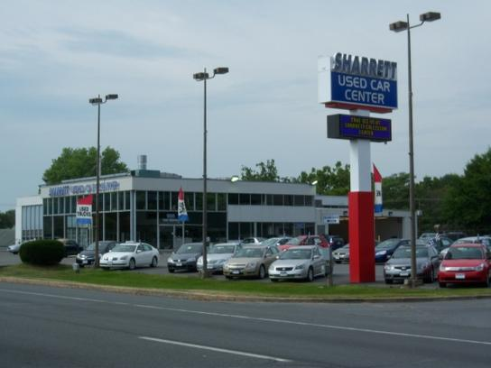 Sharrett Mazda Volkswagen Subaru Car Dealership In