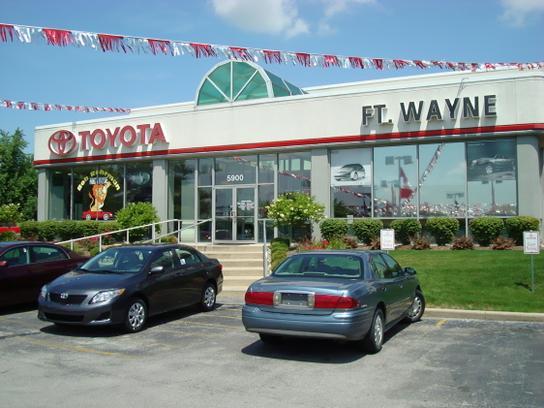 Fort Wayne Toyota Lexus Kia Scion