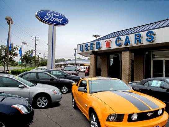 Koons Ford Falls Church >> Koons Falls Church Ford Car Dealership In Falls Church Va 22044