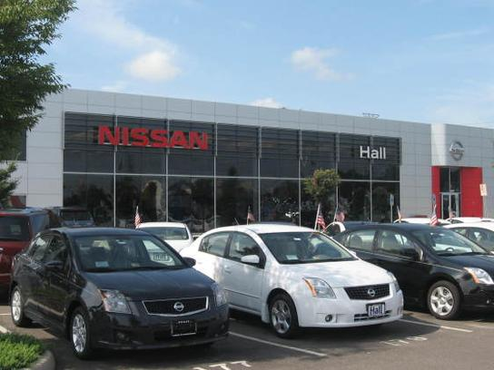 Hall Nissan Chesapeake 1