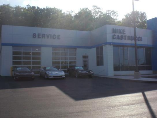 Mike Castrucci Chevrolet car dealership in Milford OH