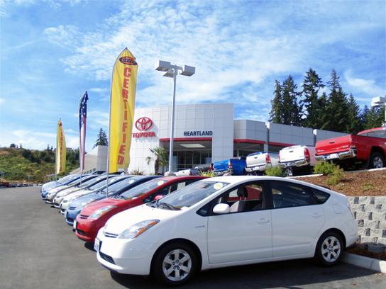 Poulsbo Used Car Dealerships