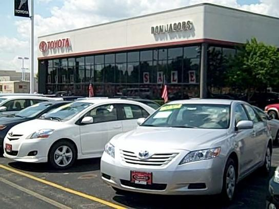 Don Jacobs Toyota Car Dealership In Milwaukee Wi 53221 Kelley Blue Book