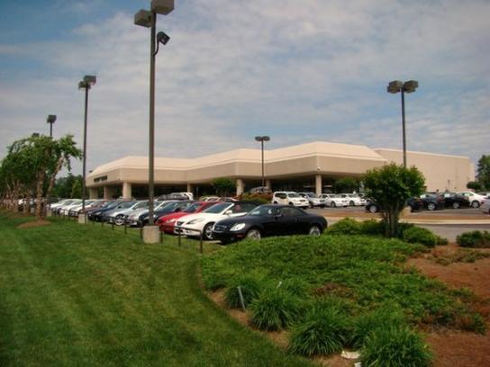 Nalley Lexus-Roswell car dealership in Roswell, GA 30076-1506 ...