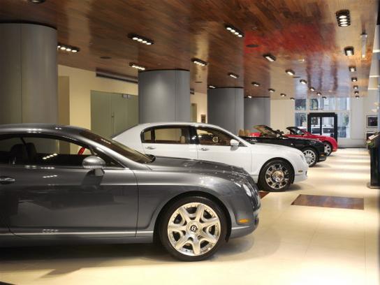 Bentley Bugatti Lamborghini Maserati Rolls,Royce of Chicago