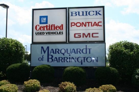 Marquardt of Barrington Buick GMC 1