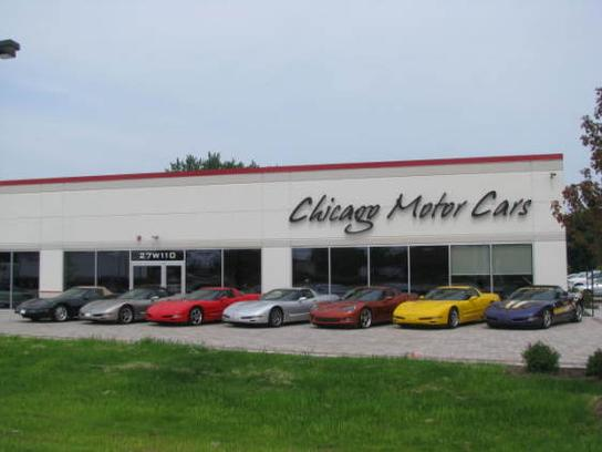 Chicago Motor Cars >> Chicago Motor Cars Car Dealership In West Chicago Il 60185