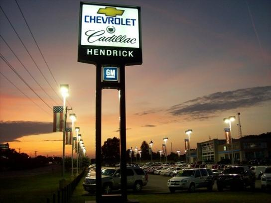 Hendrick Chevrolet Cadillac Car Dealership In Monroe, NC 28111 | Kelley  Blue Book