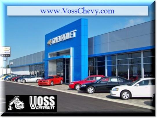 Voss Chevrolet Car Dealership In Centerville OH Kelley Blue - Voss chevrolet car show