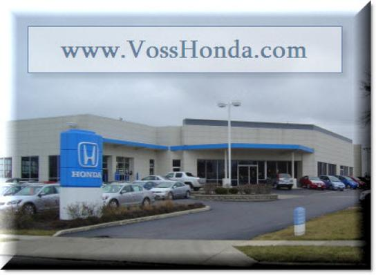 voss honda car dealership in tipp city oh 45371 kelley