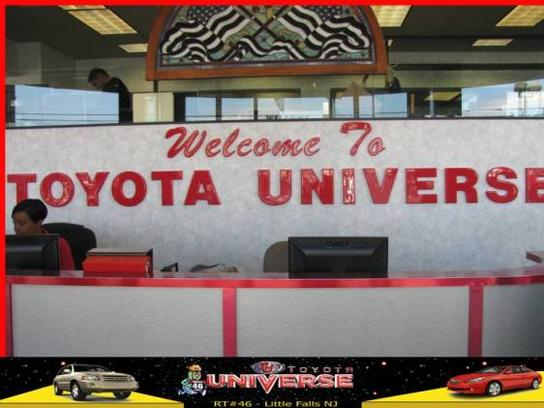 Awesome Toyota Universe. Toyota Universe. 1485 Route 46 East Little Falls,NJ 07424