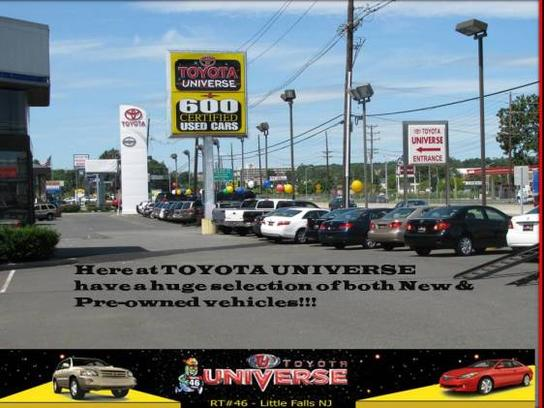 Exceptional Toyota Universe Car Dealership In Little Falls, NJ 07424 | Kelley Blue Book