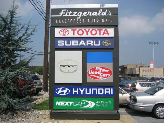 Fitzgerald's  Lakeforest Toyota Scion