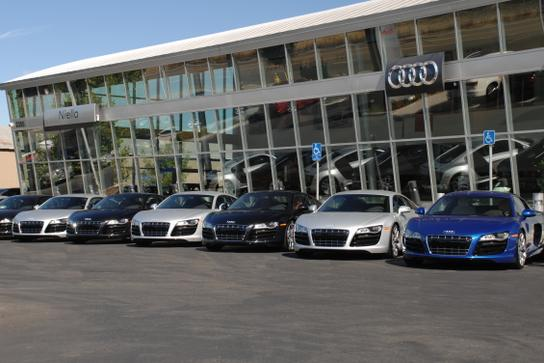 Niello Audi car dealership in Sacrato, CA 95821 | Kelley Blue Book