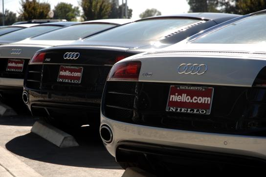 Niello Audi Car Dealership In Sacramento CA Kelley Blue Book - Niello audi