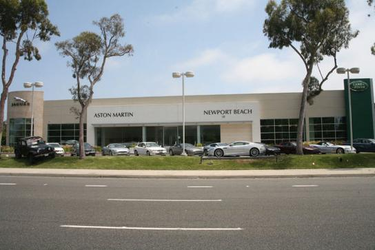 Jaguar Land Rover Newport Beach