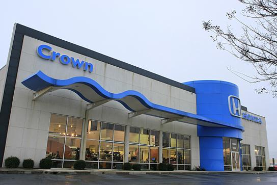 Exceptional Crown Honda Of Greensboro