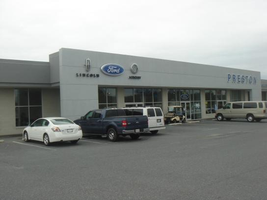 Preston Autoplex 2
