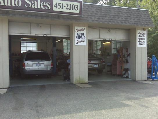 Vern Shooks Auto Sales 1
