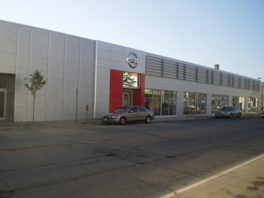 The Autobarn Nissan of Evanston car dealership in EVANSTON ...