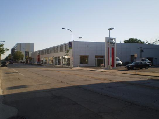 The Autobarn Nissan Of Evanston Car Dealership In Evanston