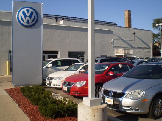 The Autobarn Volkswagen Of Evanston Car Dealership In